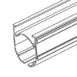 Μηχανισμός Roman με 3cm αντίβαρο