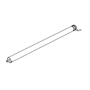 Ηλεκτρικός μηχανισμός για ρολλοκουρτίνες με μοτερ COULISSE - Πλαστικά στηρίγματα