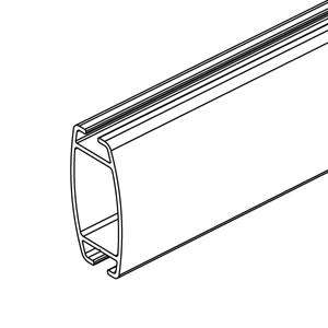 Αντίβαρο ρολλοκουρτίνας ΘΗΛΙΑ ΡΑΜΕΝΟ PVC