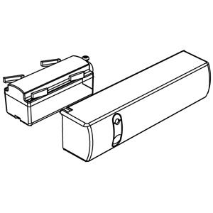 Ηλεκτρικός μηχανισμός για Ο.Π. TECHNIKOU 12 volt - περιστροφής ασύρματο